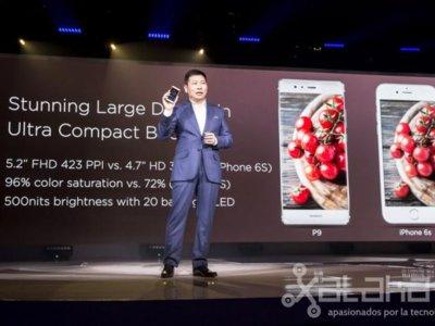 Así ha sido la evolución de la gama P de Huawei hasta el Huawei P9
