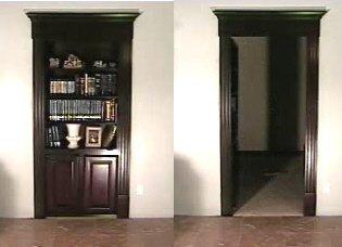 Pasadizos ocultos en tu casa