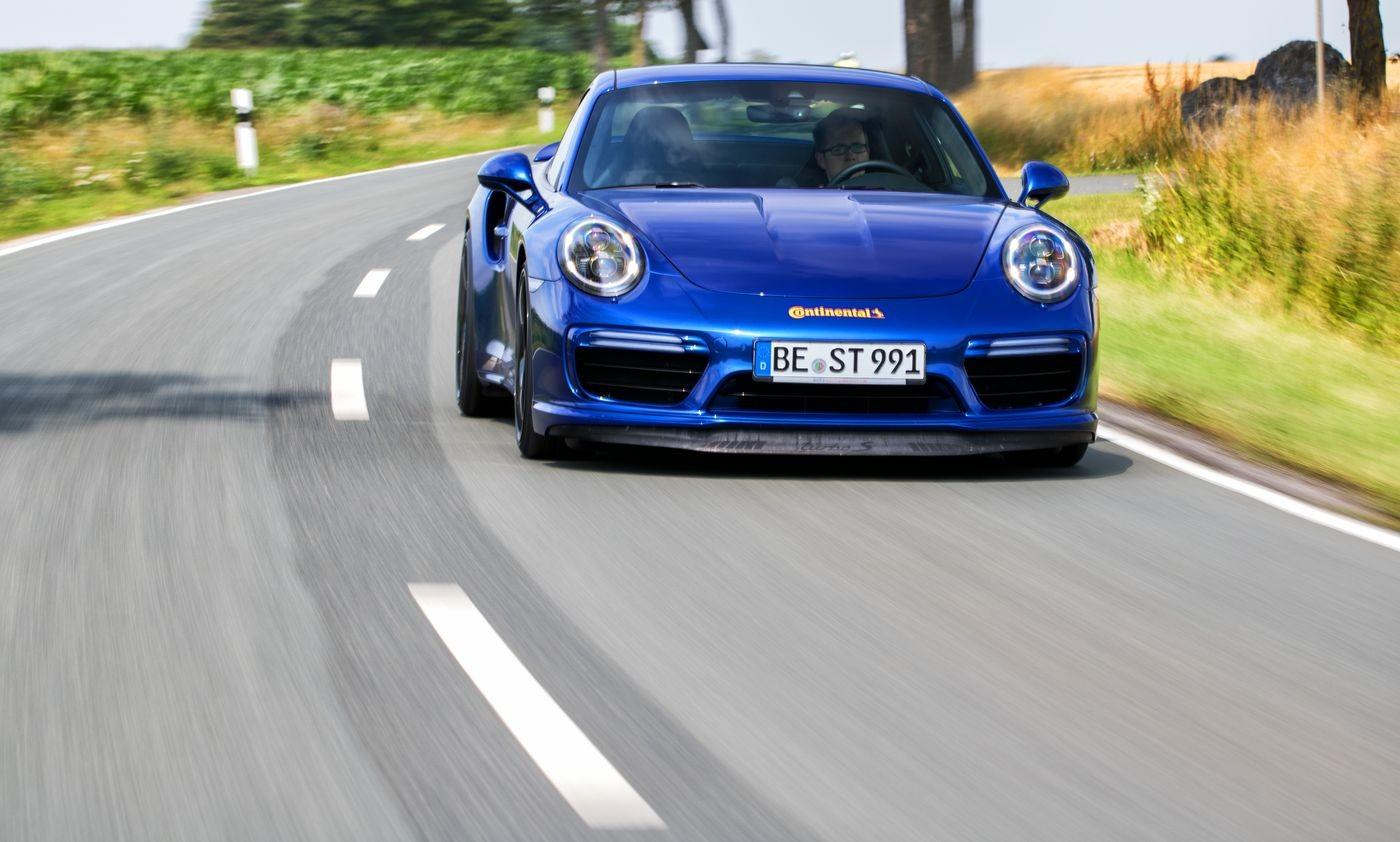 Foto de Porsche 911 Turbo S Edo Competition (1/26)