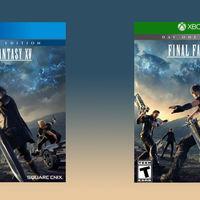 Final Fantasy XV Day One Edition, para PS4 o Xbox One, por 36,99 euros