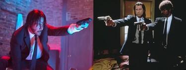 Las nueve mejores películas para ver gratis en abierto este fin de semana (23-25 de octubre): 'John Wick', 'Pulp Fiction' y más