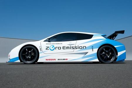 Nissan Leaf Nismo RC lateral
