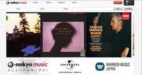 La tienda de música en HD de Onkyo llegará a Europa y EEUU