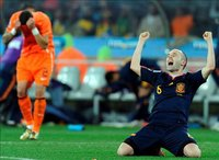 España, ¡Campeona del Mundo!