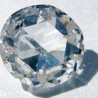 La primera vez que se usó un diamante como herramienta