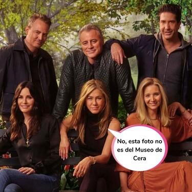 'Friends: The Reunion' o la botox party más vista del mundo: las redes se llenan de memes y críticas sobre el cambio físico de los actores