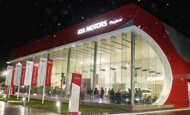 Kia Motors En M 233 Xico