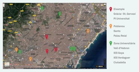 Red De Vigilancia Y Prevision De Lacalidad Del Aire En Barcelona Barcelona2