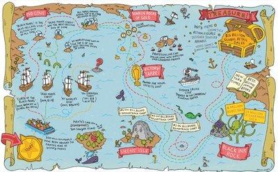 Disney y la infografía de los éxitos de Piratas del Caribe
