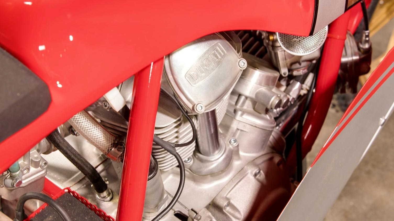 Foto de Ducati NCR 900 1978 (7/11)