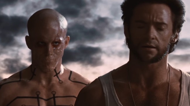 X Men Origins Wolverine Deadpool