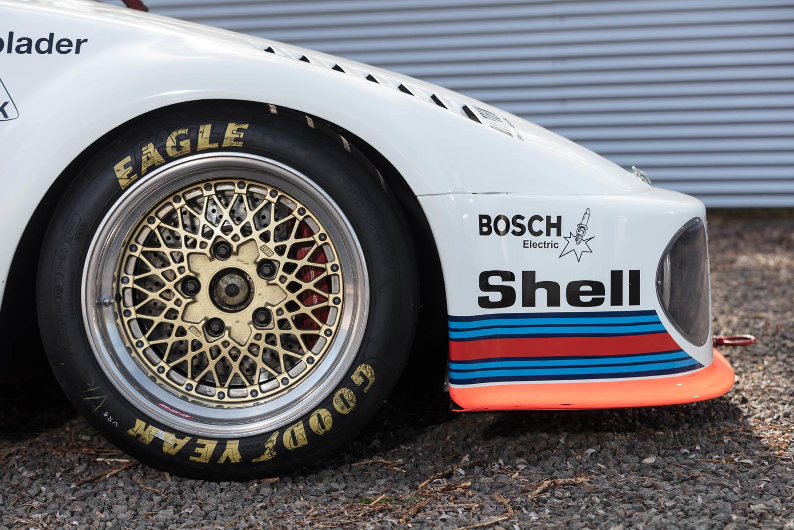 Foto de Porsche 930 clásico a subasta (17/42)