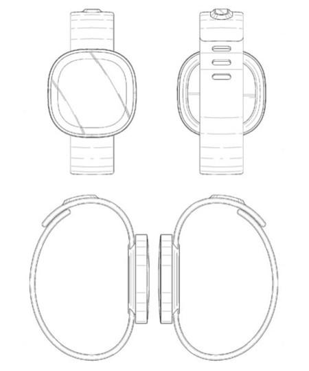 Samsung Smartwatch circular