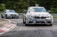BMW revela la especificaciones de los nuevos M3 y M4