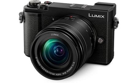 Chollo fotográfico: ahorra 130 euros con la sin espejo Panasonic DC-GX9M en Amazon