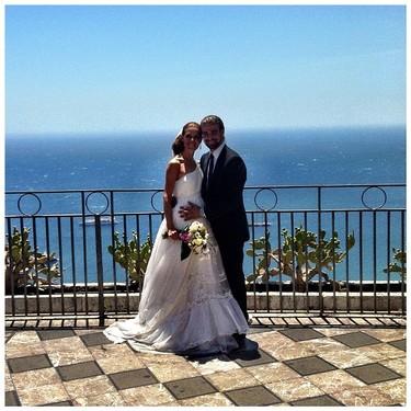 ¡Viva los novios! Raquel Sanchez Silva se nos ha casado