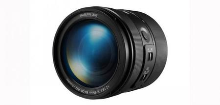 Samsung ha presentado dos lentes de 16-50 mm para sus cámaras CSC de la gama NX