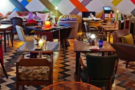 ¿Cambiar de restaurante con tan sólo subir un piso? Sketch London, el lugar cool en Reino Unido