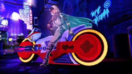 Inspiración en Akira y Ghost in the Shell para Runner, uno de los primeros títulos que llegarán a la realidad virtual de PS5