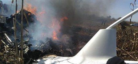 Lo que sabemos de la caída del helicóptero en el que viajaban el senador Rafael Moreno Valle y Erika Alonso, gobernadora de Puebla