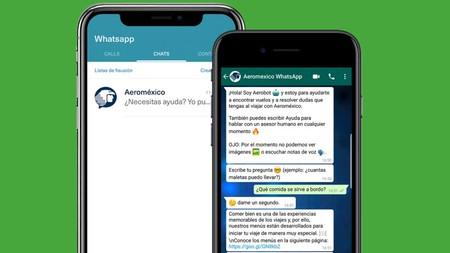 El servicio personalizado de WhatsApp para empresas llega a México, Aeroméxico es la primera