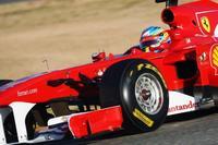 Fernando Alonso, en la cabeza de la tabla de tiempos