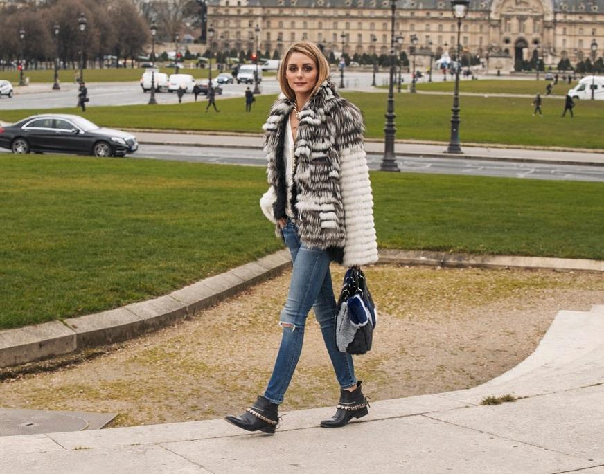 Looks de Olivia Palermo de Invierno