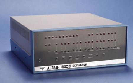 Altair 8800: todo comenzó hace ya 40 años
