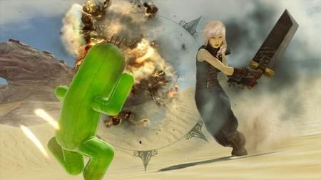 'Lightning Returns: Final Fantasy XIII' y su guiño a Cloud Strife