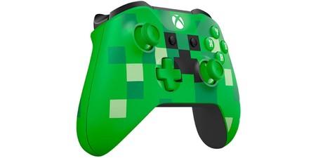 Mando Xbox Minecraft