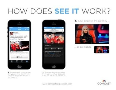 Xfinity estrena nueva y genial integración con Twitter, sólo en Estados Unidos