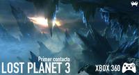 'Lost Planet 3' para Xbox 360: primer contacto