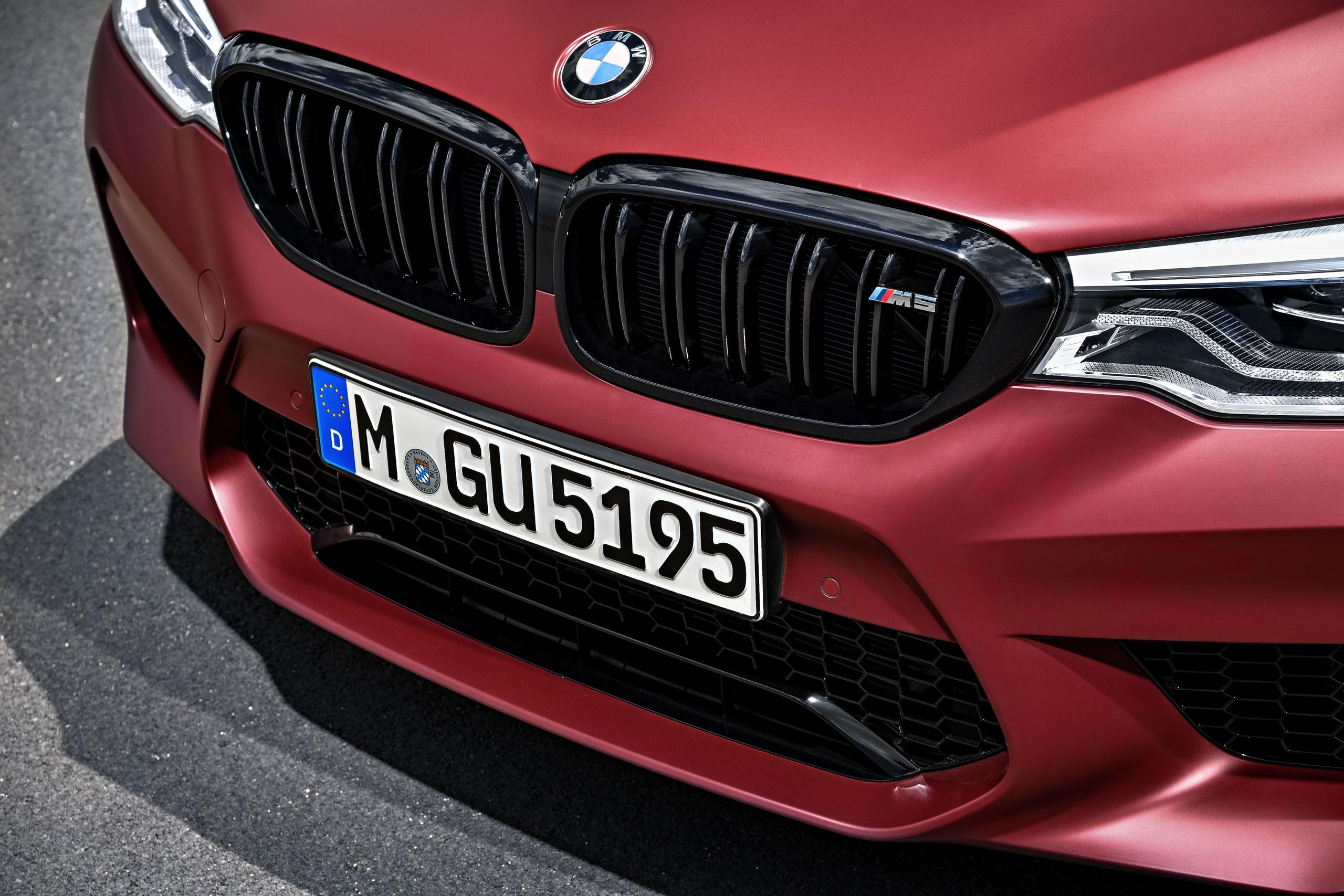 Foto de BMW M5 First Edition 2019 (17/19)