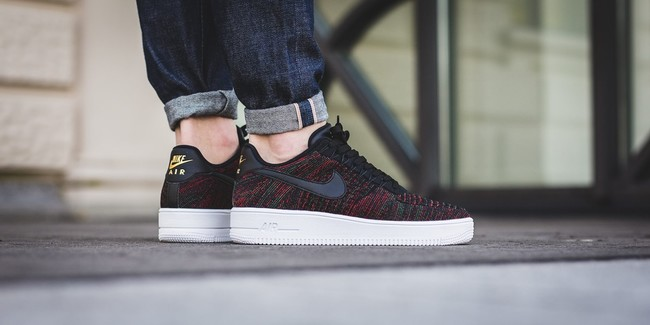 Nike Air Force 1 Ultra Flyknit Low 01