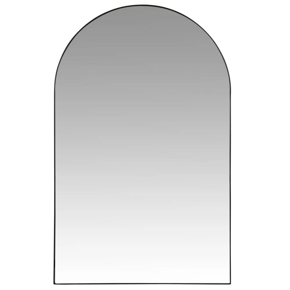 MASSA.- Espejo de metal negro 50x80 34,99 €