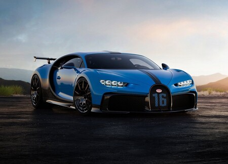 Bugatti Chiron Pur Sport 2021 1600 02