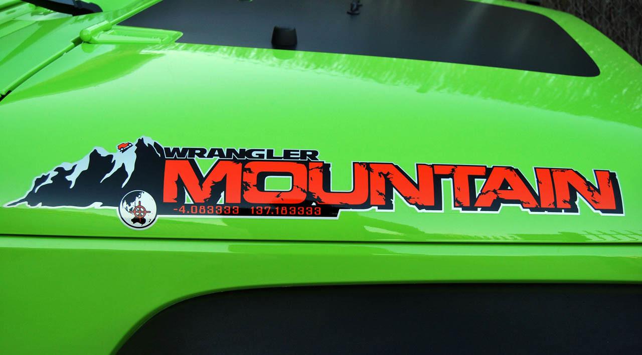 Foto de Jeep Wrangler Mountain (33/33)