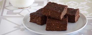 Selección de platos dulces saludables con hortalizas en su interior, para sumar vegetales a la dieta