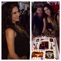 Pilar Rubio celebra un cumpleaños con mucho amor...