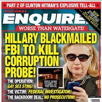 Y mientras, en National Enquirer...