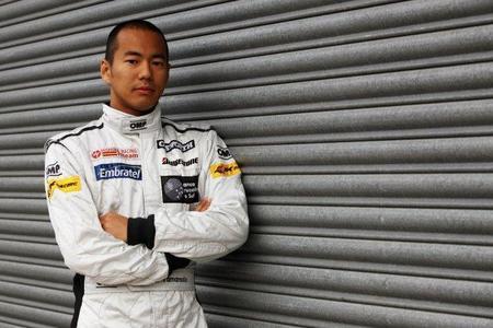 Sakon Yamamoto será el piloto reserva de Marussia Virgin Racing en las tres primeras carreras del año