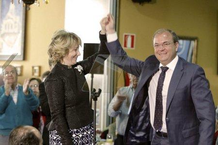 El PP de Extremadura se acerca al 15-M más 'social'