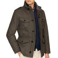 La fuerza del estilo: chaqueta Field en lana de Fay