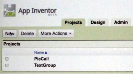 Google App Inventor, la plataforma de creación de aplicaciones para Android, se abre a todos los usuarios