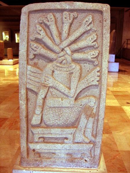 768px Jugador De Pelota Decapitado Museo De Jalapa Mecc81xico