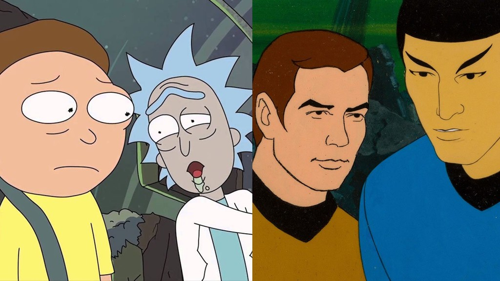 'Star Trek' will be new animated comedy by the screenwriter of 'Rick and Morty'