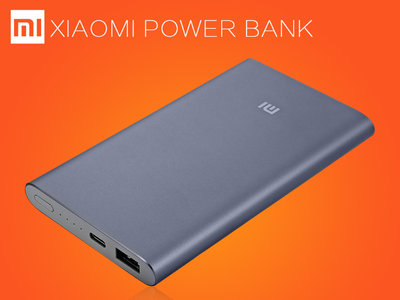 Power Bank Xiaomi Mi Pro 10.000 mAh con USB-C por 24,72 euros