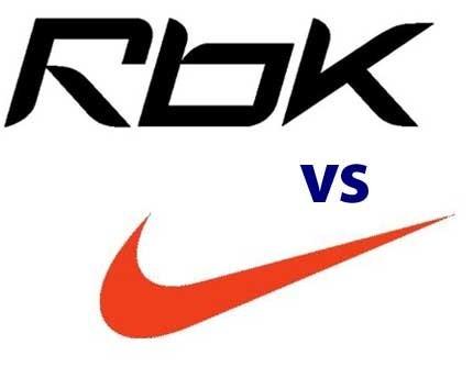 Reebok contra Nike, millones de dólares en juego