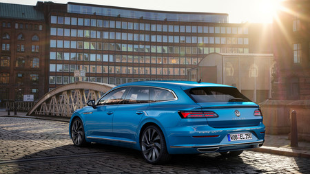 Volkswagen Arteon 2020 Shooting Brake 03