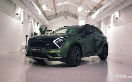 Primer contacto con el nuevo Kia Sportage: el SUV deja de ser el que era y se transforma del todo para abrazar la electrificación